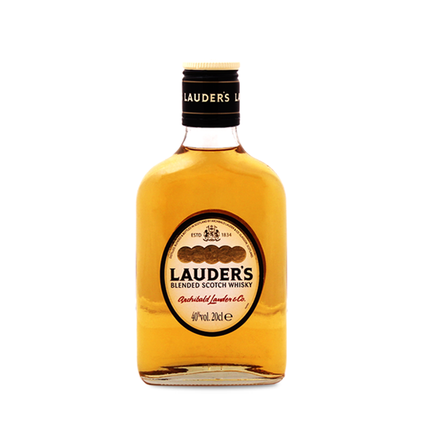 LAUDER'S <br/>scotch whiskey