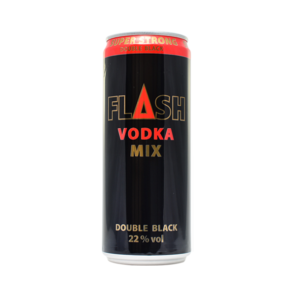 Flash Vodka <br/>Mix