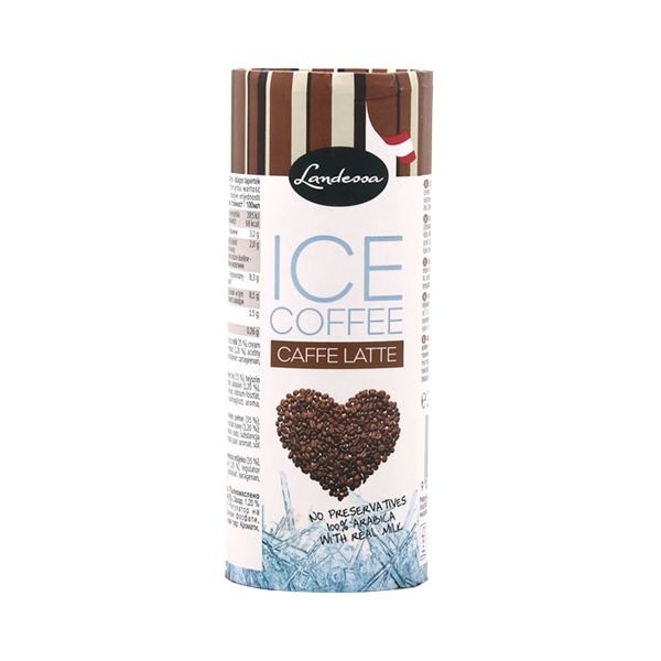 Landessa Ice Coffee <br/>Caffe Latte