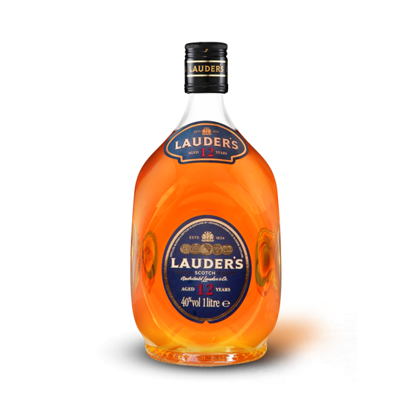 LAUDER'S <br/>Aged 12 years