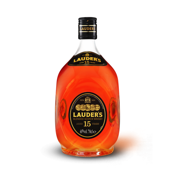 LAUDER'S <br/>Aged 15 years