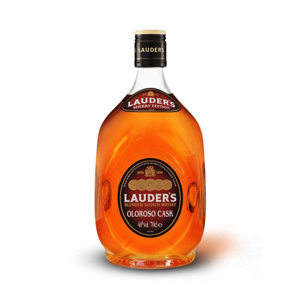 LAUDER'S <br/>Oloroso Cask