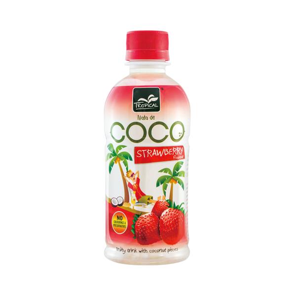 Nata De Coco <br/>Strawberry