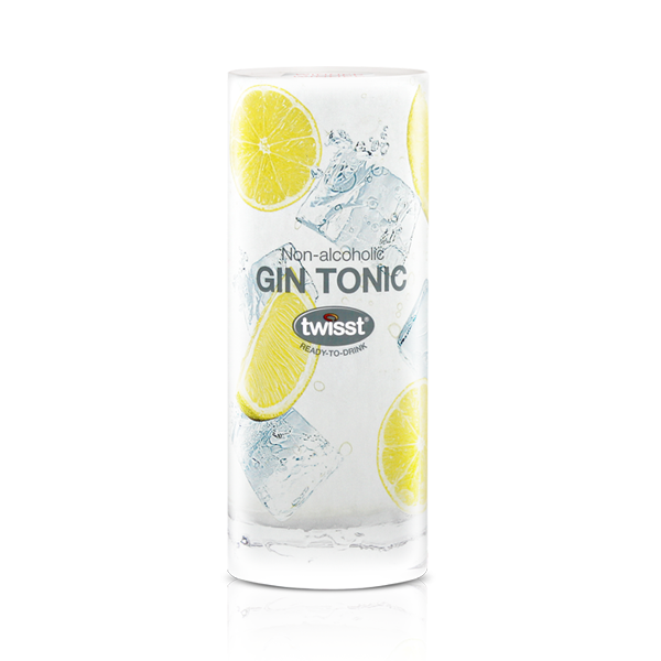 Twisst Mocktails <br/>Gin Tonic