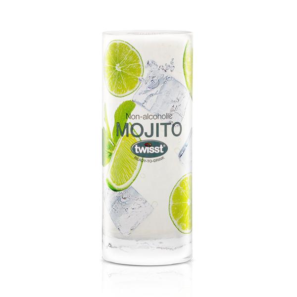 Twisst Mocktails <br/>Mojito