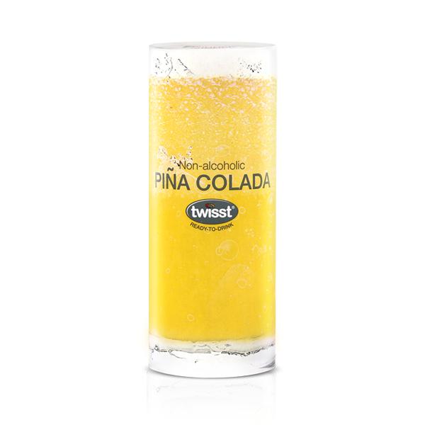 Twisst Mocktails <br/>Pina Colada